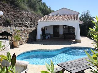 Finca Algarabía con piscina privada