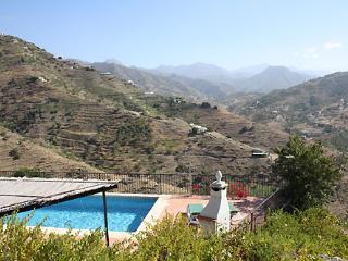 La Viña con piscina privada, Cómpeta Málaga
