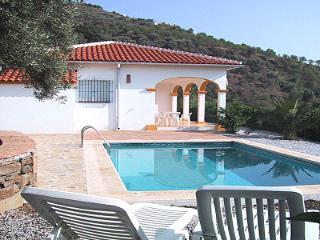 Villa La Frasca con piscina privada, Sayalonga