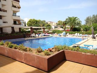Central ground floor apartment close to beach, Santa Ponsa