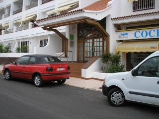 Tenerife South Los Cristianos 1 bedroom apartment.