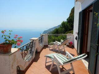 Brezza di Mare with terrace and sea view