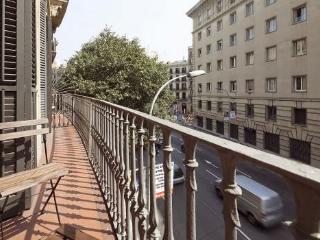 2BR/1BA just 450m from Plaza Catalunya - BCN, Barcelona