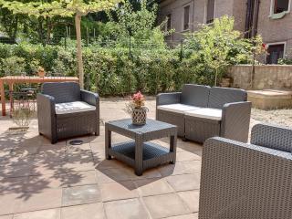 appartamento siena con giardino garden 6