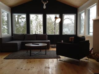 My chic cabane, Mont Tremblant