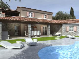 Villa Astarea, Divsici