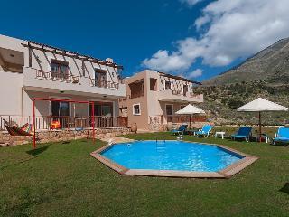 Triopetra Luxury Villas in Rethymno - Crete - Villa Nikos with Private Pool
