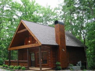 Luxury Private Log Cabin Right Outside-GSMNP!, Sevierville