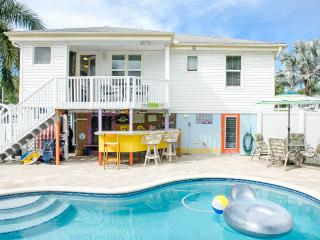 THE PARADISE COTTAGE-  rated excellent by guests!!, Fort Myers Beach