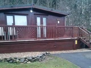 Cortina lodge, Builth Wells