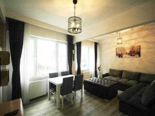 Best Location,Large Family Apartment,Taksim Square,2 Rooms,Balcony,First Floor