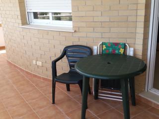 Parte terraza salón