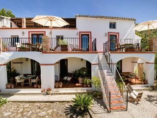 Ground Floor Studio Apartment in Lakeside Andalusian Finca