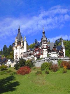 PELES CASTLE ;the most famous in SV Europe