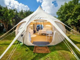 Poppy Family Tent, Edmonton