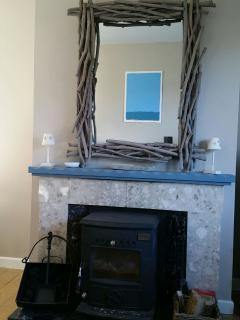 Sitting room stove