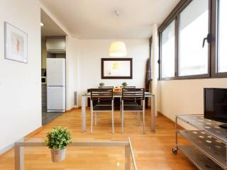 1BR/1BA City Centre Plaza Catalunya Apt for 4