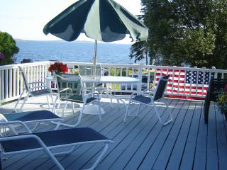 Ocean Point, Maine Cottage Weekly Rental