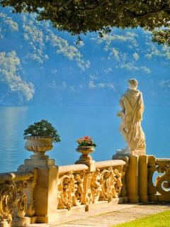 Villa Balbianello (courtesy Pinterest)