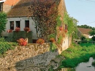 L'Ozerain, Semur-en-Auxois