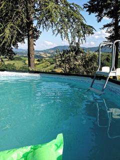 B&B Casale Margherita near Pergola with great views