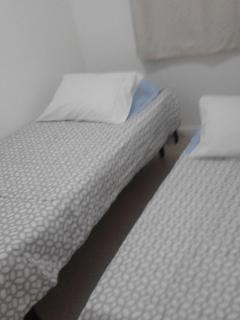 Terceiro Quarto com 2 camas de solteiro
