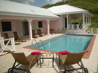 Coco House A very Spacious 3 bed Pool Villa, Jolly Harbour