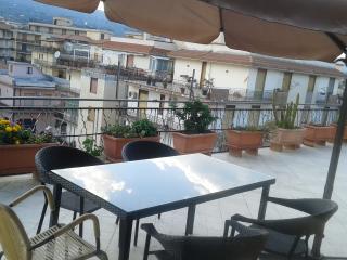terrazzo attrezzato
