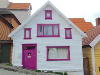 House St Hans in Stavanger city center, Norway