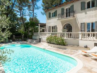 Large villa 5 minutes walk from Valbonne Village