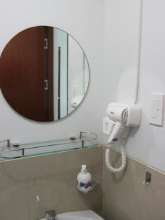 Wall Mount Hairdryer