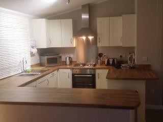 Luxury Lodge in Rural setting with Hot Tub.. Devon, Paignton