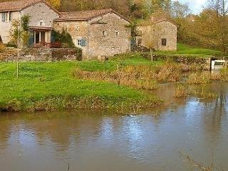 Moulin De Moix, Civray