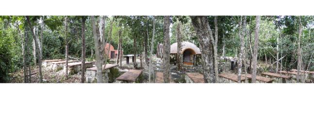 Temazcal at Villa Maya