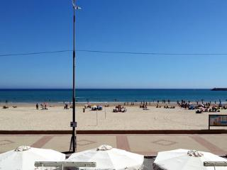 Barbate Beach, seafront, just at the beach