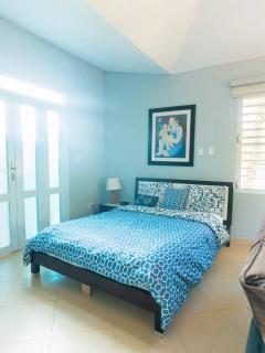 Apt #1 Studio, queen size bed