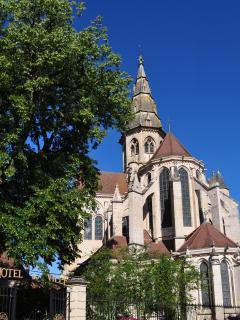 Semur-en-Auxois (la collégiale)