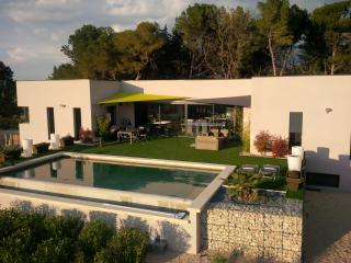 new modern villa +pool+ spectacular views, Pernes-les-Fontaines