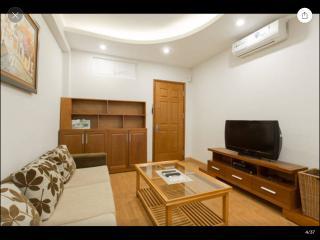 1BR Palmo Serviced Apartment D603 -Private balcony, Hanói