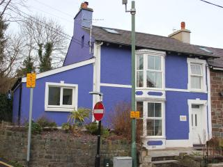 New Quay, Wales. 4 Bedroom House with Parking