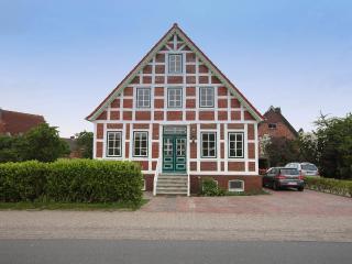 Kapitänshaus an der Elbe, Gruenendeich