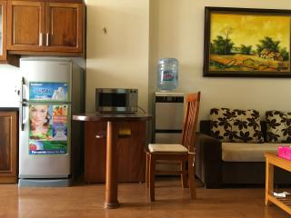 L801 Palmo Serviced Apartment - 1BR, Private balcony, Free laundry