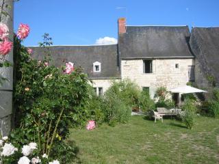 Maison Louis Richard, Le Manoir de Champfreau, Varennes sur Loire