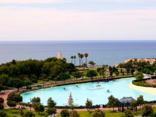Duplex - Terrace, views, wifi, parking & cabletv, Torremolinos