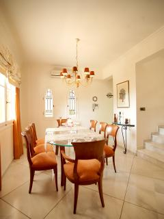 Ground floor - dining area
