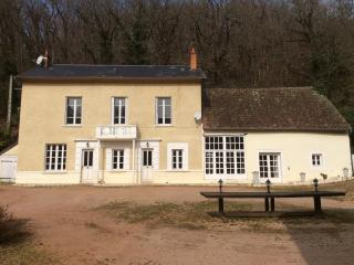 Evaux les Bains in the beautiful Limousin, Evaux-les-Bains