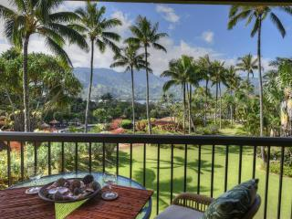 """Magnificent Views""  Hanalei Bay Resort   #1305, Princeville"