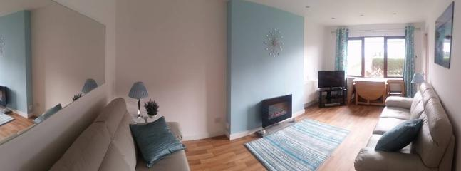 Living Room Panoramic View