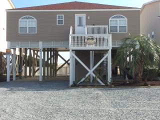 Lovely oceanside home on America's #1 family beach