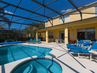 Emerald Island Resort's luxury Emerald Magic, Kissimmee